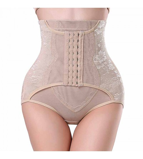 High Waist  Butt Lifter and Tummy Control Adjustable Hooks