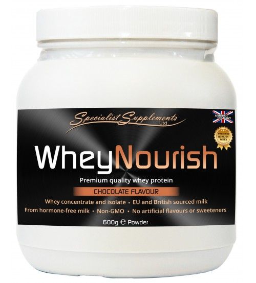 WheyNourish (chocolate)